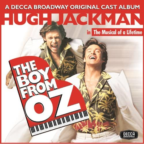 She Loves To Hear The Music (The Boy From Oz/Original Cast Recording/2003)