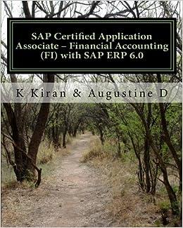 Amazon com: SAP Certified Application Associate – Financial