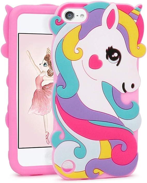 Cute Cartoon Unicorn Case for MacBook