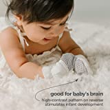 Baby Booties & Mittens Bundle, Adjustable Soft