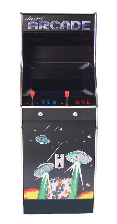 Galaxy Cosmic II 60-In-1 Multi Game Arcade Machine: Amazon.co.uk ...