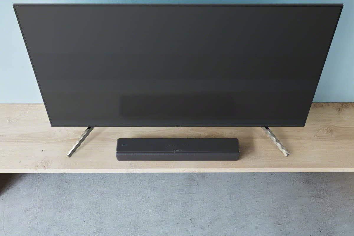 Sony Ht Sf200 2 1 Kanal Kompakte Tv Soundbar Mit Eingebautem Subwoofer Home Entertainment System Hdmi Bluetooth Usb Surround Sound Schwarz Heimkino Tv Video