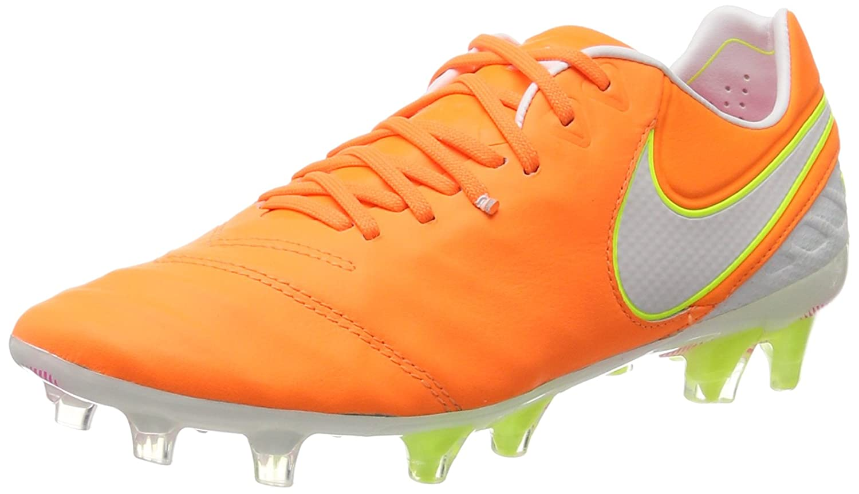 Nike Womens Tiempo Legend VI FG Leather Soccer Cleats (10 B(M) US ... baa985d74