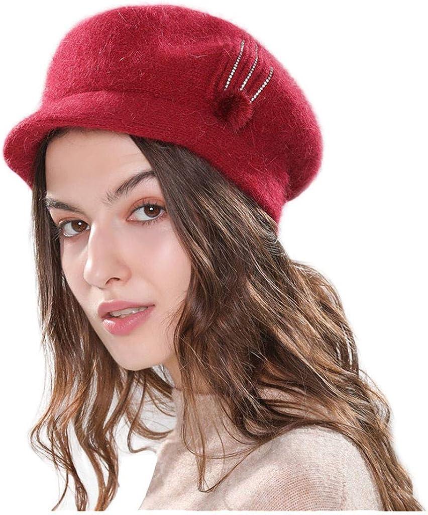 Women Winter Warm Knit Hat...