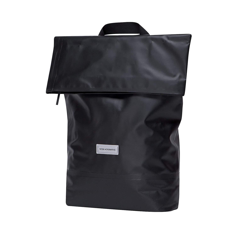 UconアクロバットシールKarlo Backpack 15 黒   B07CVNLLNG