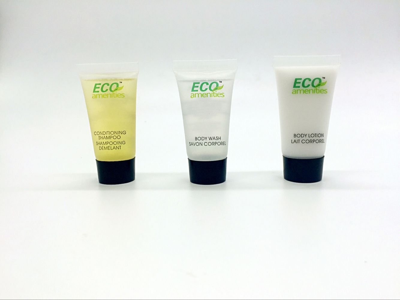 ECO AMENITIES Travel Size Body Lotion - set 1