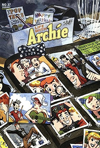 Life With Archie Married Life (2010 series) #37 THOMPSON