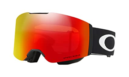 c57957c11c62 Image Unavailable. Image not available for. Color  Oakley Fall Line Prizm  Asian Fit Snow Goggles Matte Black with Prizm Torch Lens