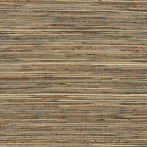 Manhattan comfort NW488-414 Madison Series Raw Jute Paper Weaves Grass Cloth Design Large Wallpaper Roll, 36