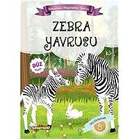 Maceracı Hayvanlar Serisi - Zebra Yavrusu