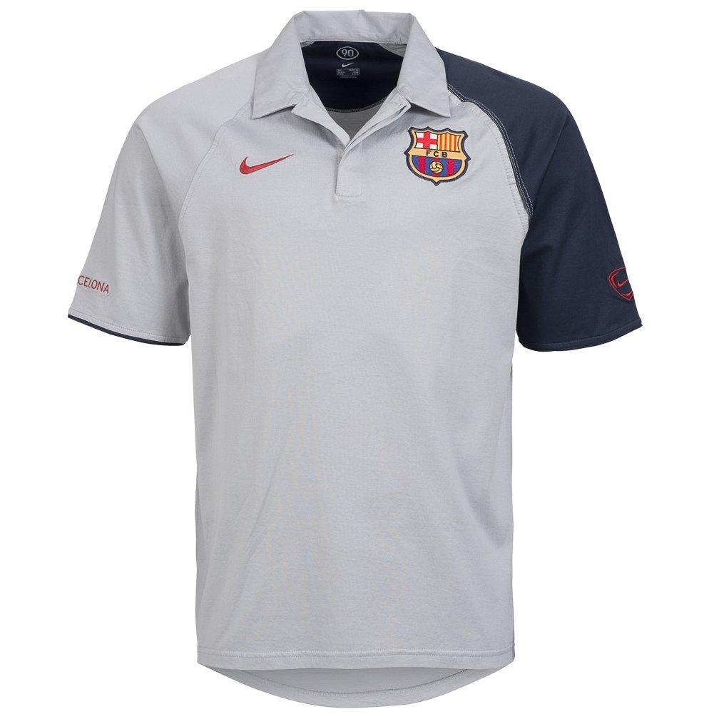 FC Barcelona Nike Polo de 118876 - 070 118876-070 Talla:extra ...