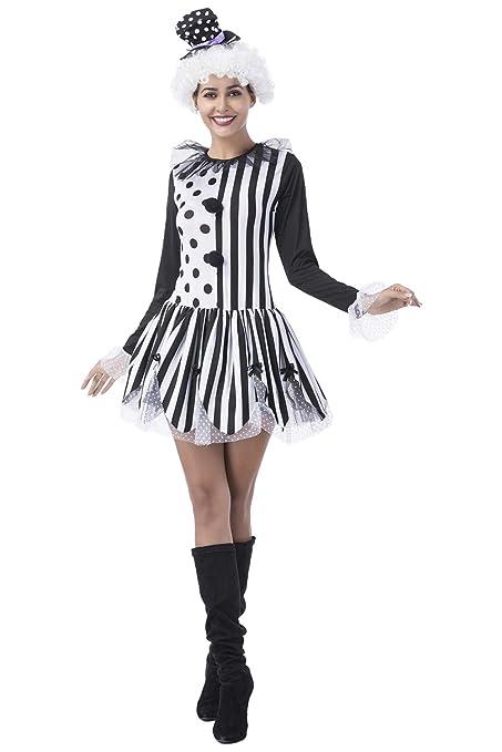Amazon.com: COSMOVIE Adult Halloween Ringmaster Costumes ...