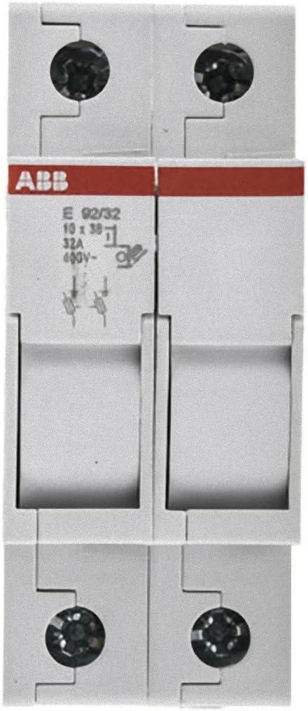 /Base Porte Fusible modulaire secci/ónador//secci/ónable E92//32/2/modules abb-entrelec E90/