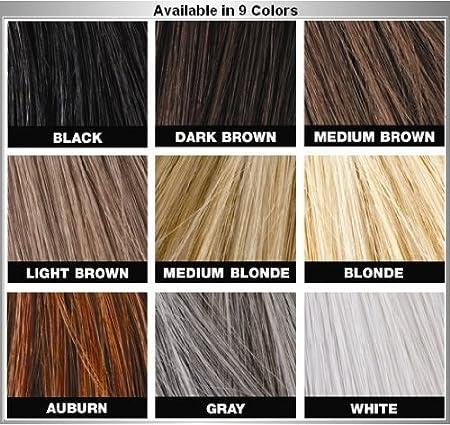 Toppik fibras capilares . tamaño grande 27,5g color Castaño Oscuro: Amazon.es: Bricolaje y herramientas