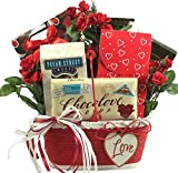 Gift Basket Village Heart To Heart Valentines Day Gift Basket