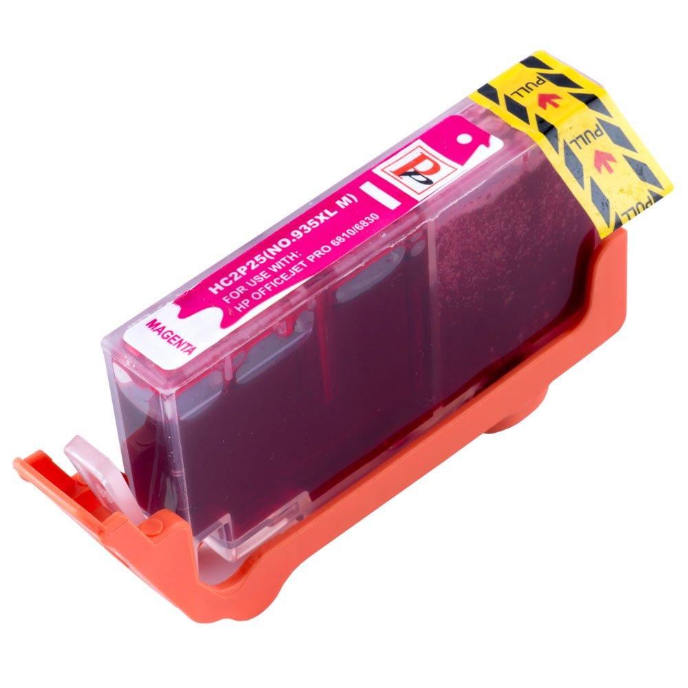 Cartucho de tinta Compatible Magenta PerfectPrint sustituir la ...