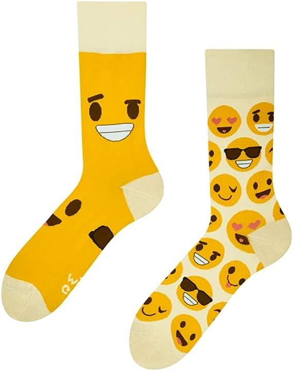 merkloos Good Mood Hearts Unisex Adult Socks