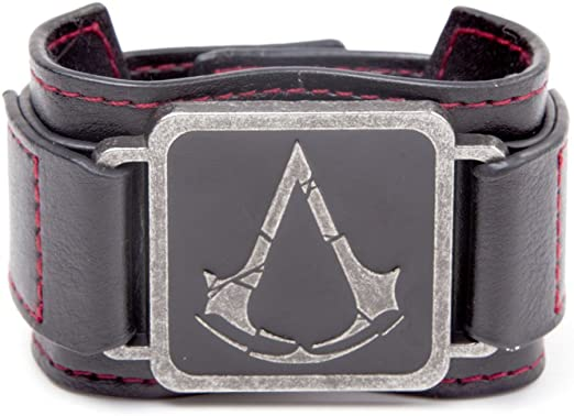 Assassins Creed WB040410ASC Brown Flag Armour Wristband