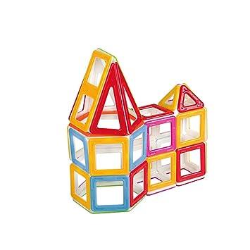 102pcs Magnetische Bausteine Spielzeug Set für Kinder Pädagogische Spielzeug DE