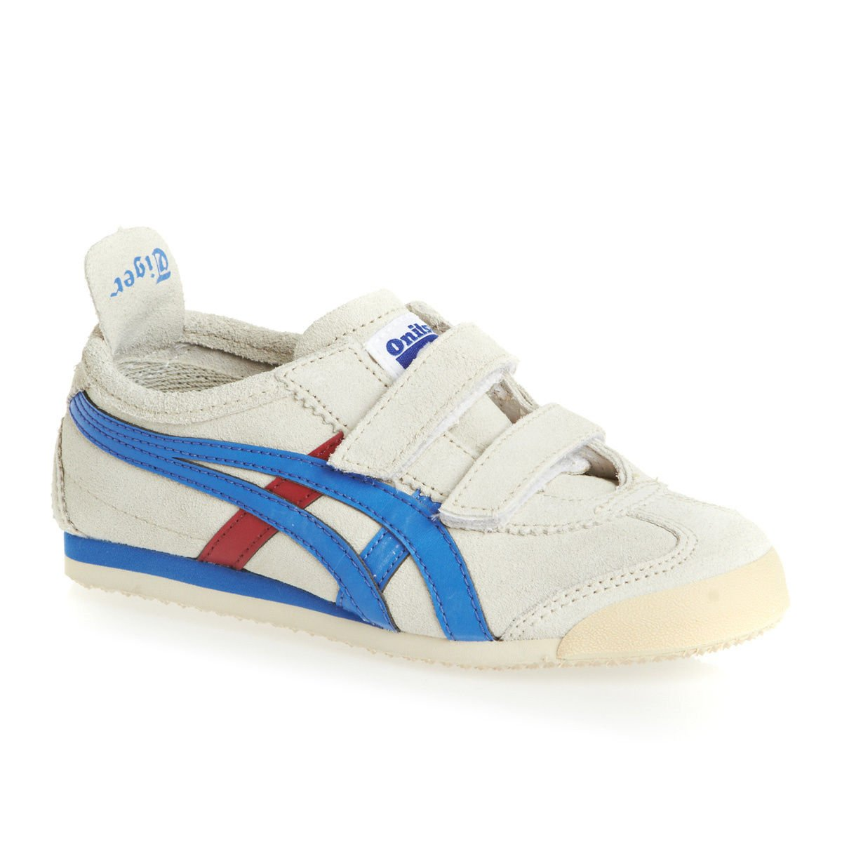 buy online 0c1d0 5a7a9 Onitsuka Tiger Mexico 66 Baja PS shoe White/Blue: Amazon.co ...