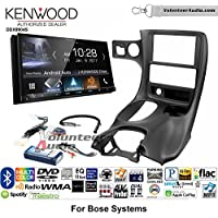 Volunteer Audio Kenwood DDX9904S Double Din Radio Install Kit with Apple CarPlay Android Auto Bluetooth Fits 1997-2004 Corvette (With Bose)