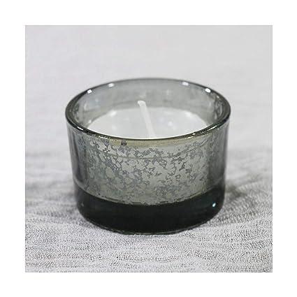 Amazon Com Michael Palmer Glass Tealight Candle Holders