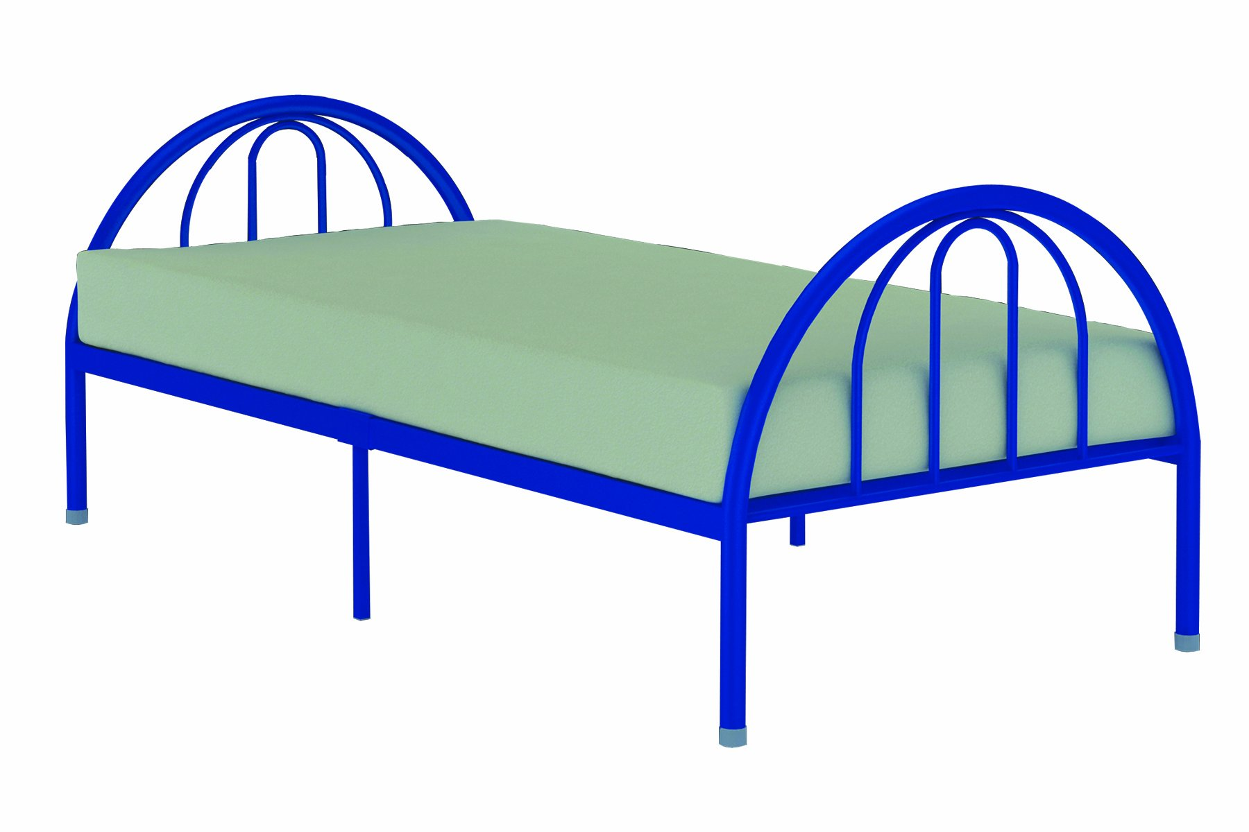Rack Furniture New Haven Twin Bed,Blue