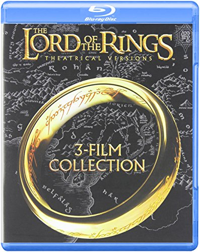 Lord of the Rings Theatrical / Battle of the Five [Blu-ray]