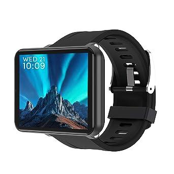 Greetuny Pantalla LCD 2.8 Pulgadas, WiFi 4G Smartwatch, Español ...