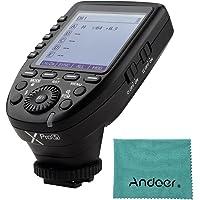 Godox XproS TTL trådlös blixt utlösare sändare stöder TTL autoflash 1/8000s HSS stora LCD 5 gruppknappar 11…