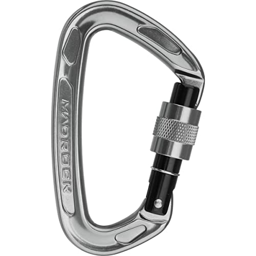Mad Rock Ultra Tech Screwgate Carabiner