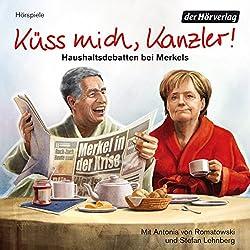 Küss mich, Kanzler! Haushaltsdebatten bei Merkels