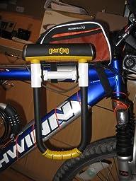 onguard brute ls u lock x bike u locks auto. Black Bedroom Furniture Sets. Home Design Ideas