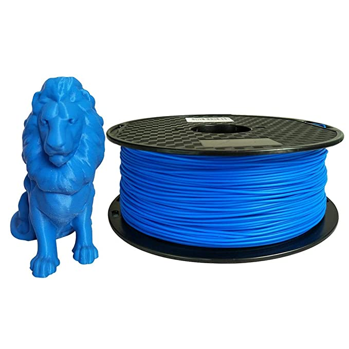 PLA MAX filamento de impresora 3D azul 1,75 mm 1 kg (2.2 libras ...
