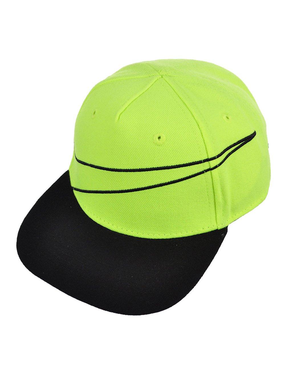 b1d211cf Galleon - Nike Baby Boys' Snapback Cap - Volt, 12-24 Months