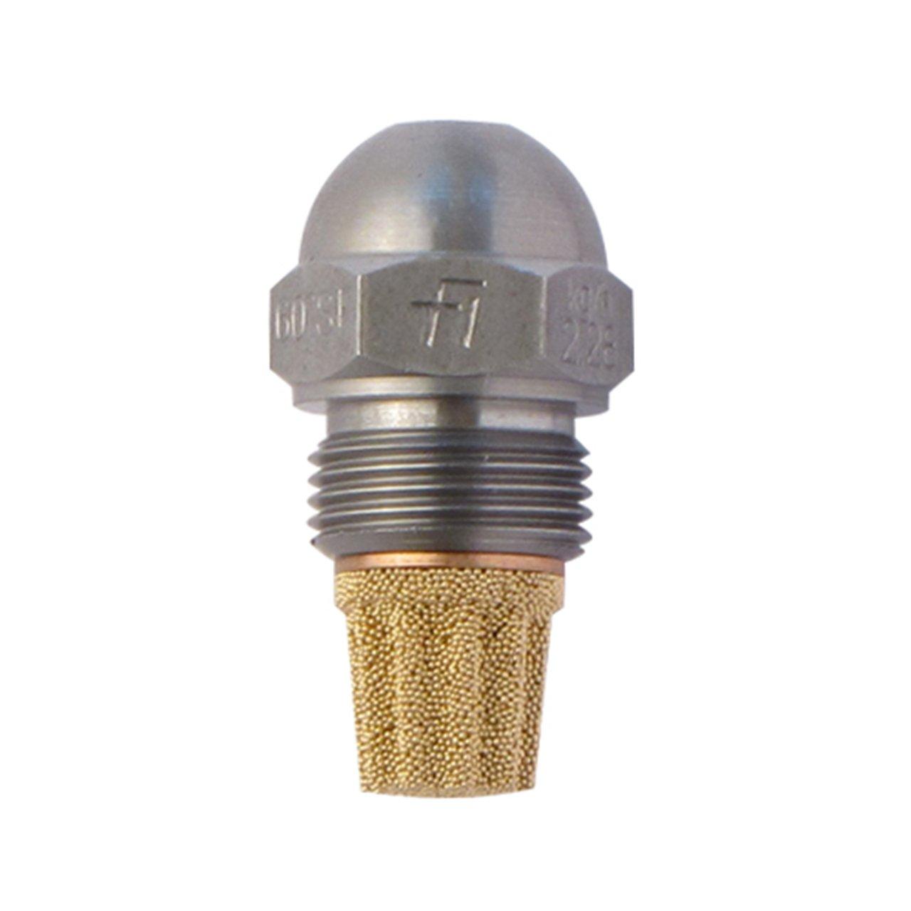60°  HF  Ölbrennerdüse 1 Stück Fluidics Öldüse 0,65  GAL// H