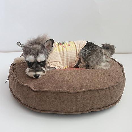 Lozse Mascotas Cama cojín Cría Topo Cama para Perros Mascotas Perro Gato Nido para Perros Gatos