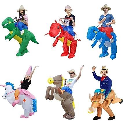 Disfraces de Halloween para Adultos Trajes de Unicornio ...