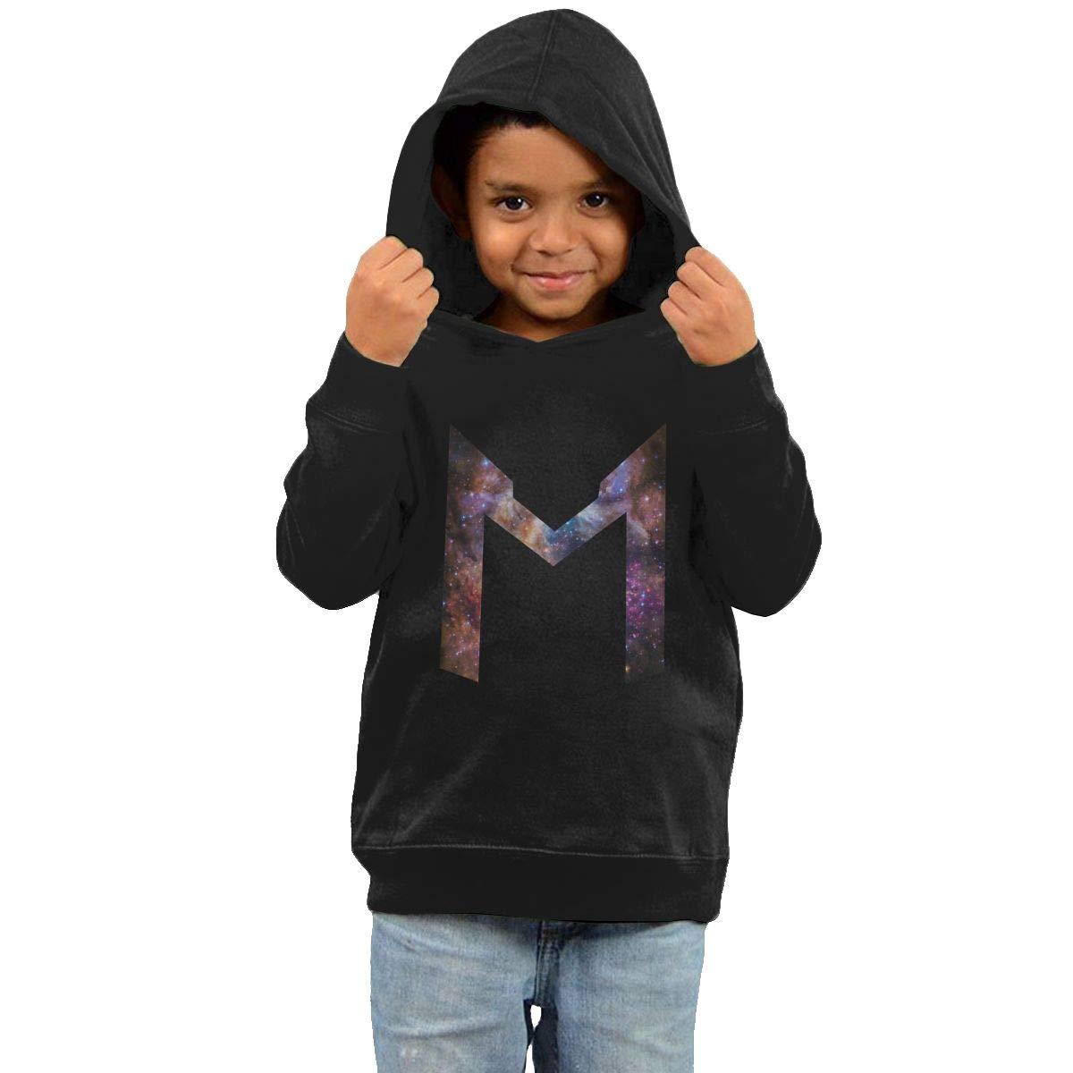 Stacy J. Payne Kids Markiplier Space Logo Cool Hoodies41 Black