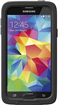 LifeProof Black - Carcasa para Samsung Galaxy S5, negro: Amazon ...