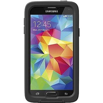LifeProof Black - Carcasa para Samsung Galaxy S5, negro