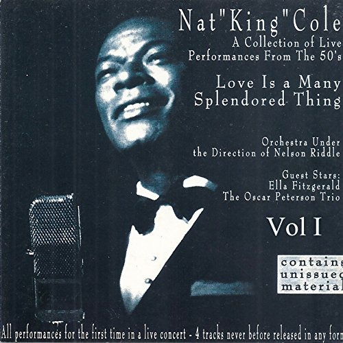 A Collection of Live Performances From The 50's Vol 1 (feat. Ella Fitzgerald, Oscar Peterson Trio, Coleman Hawkins)