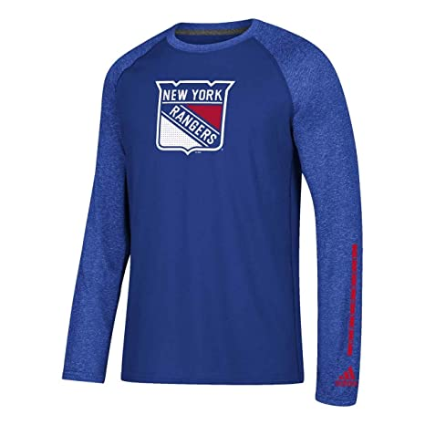 635fee8b3 Amazon.com   adidas New York Rangers Adult NHL Ultimate Long Sleeve ...