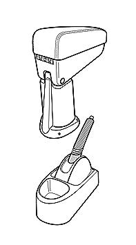 Lampa 56004 Console-Bracciolo Portaoggetti