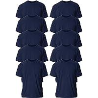 Gildan Men's Ultra Cotton T-Shirt, Style G2000, Multipack