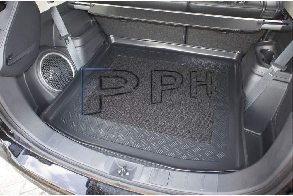 PHEV Hybrid /à partir de 09.2012 Antid/érapant X /& Z PPH Tapis de Coffre pour Outlander 3