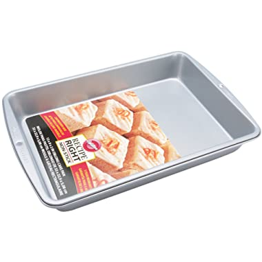 Wilton 759284375082 Industries 2105-961 13x9 Oblong Cake Pan, 1-Pack