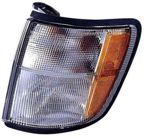Acura SLX/Isuzu Trooper Replacement Corner Light Assembly - Driver Side AutoLightsBulbs