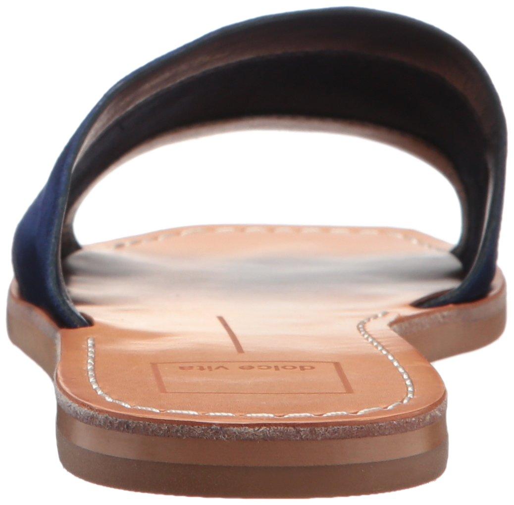 Dolce Vita Women's Cato Slide Sandal Suede B077QSH8PZ 6 B(M) US|Navy Suede Sandal 732f6a