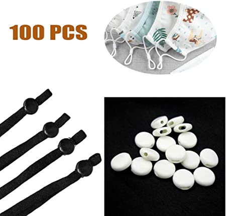 Cord Locks Silicone Toggles For Drawstrings Elastic Cord T Face